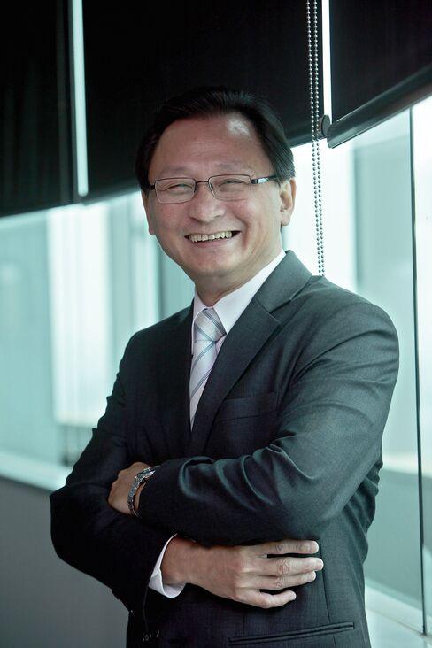 PTTEP CEO Anon Sirisaengtaksin