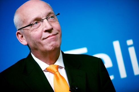 TeliaSonera CEO Resigns After Report Finds Risk Controls Lacking