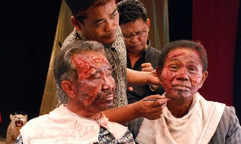 'The Act of Killing'
