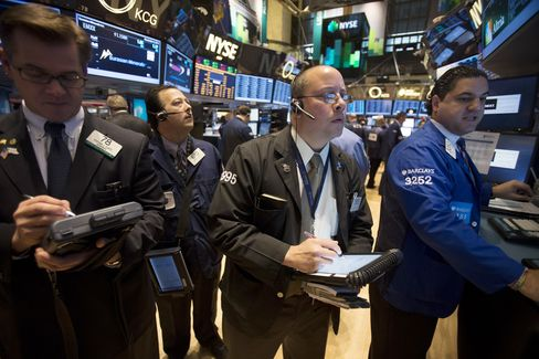 Great Rotation Seen Muted by Pension-Fund Demand