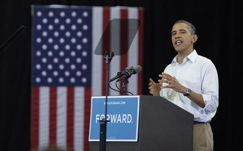 Obama at Ohio Labor Day Rally Says Auto Bailout Paying Off