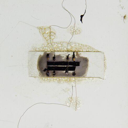 1958 Microchip Prototype
