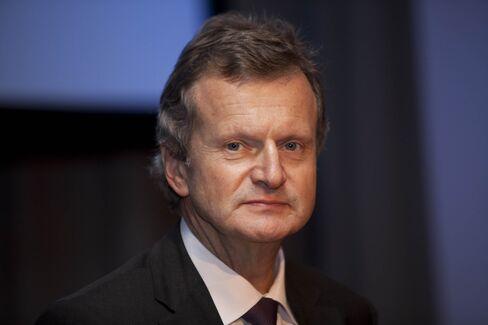 Telenor ASA Chief Executive Officer Jon Fredrik Baksaas