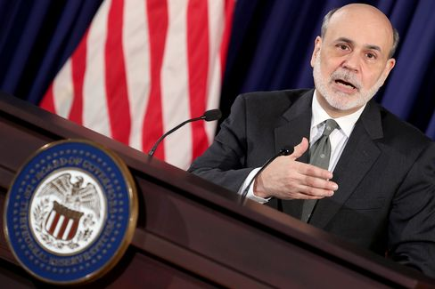Consumers rely on loans to buy cars and homes, so these segments of the economy are among the most responsive to Bernanke's strategy of holding interest rates low and pressing on with bond purchases of $85 billion a month. Photographer: Chip Somodevilla/Getty Images
