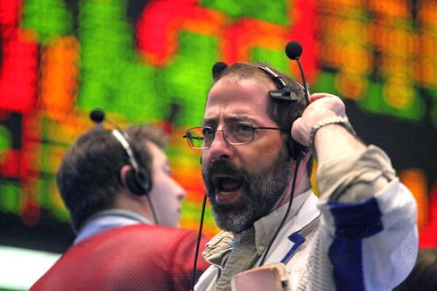 Volatility Futures Reach 19-Month High After 24% S&P 500