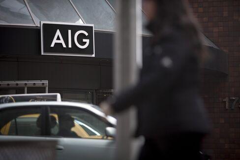 AIG Falls as Bernstein Cites Risk to ILFC Deal