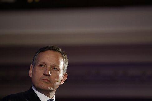 Barclays Plc Chief Executive Officer Antony Jenkins
