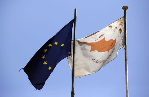 Cyprus Requests EU Funds, Becoming 5th Euro Nation to Seek Aid