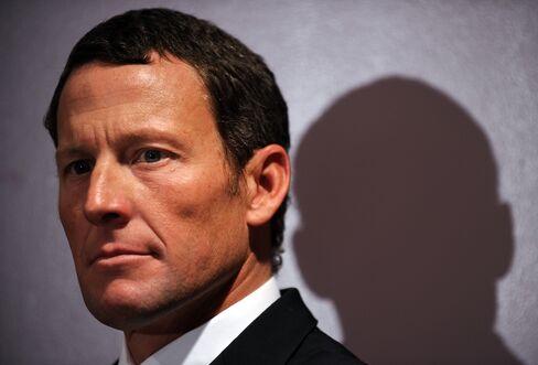 Seven-Time Tour de France Winner Lance Armstrong