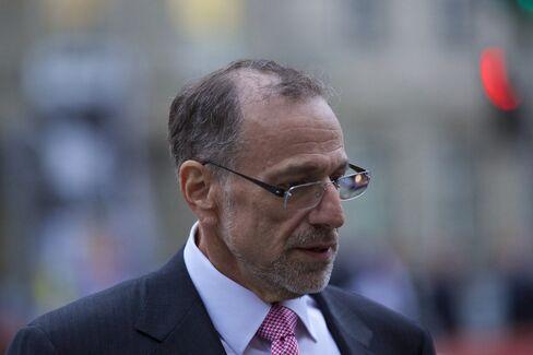 Former Xstrata Plc CEO Mick Davis