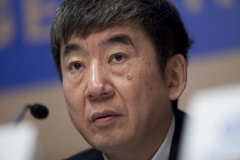 China Mobile Chairman Xi Guohua