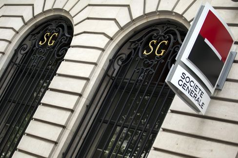 SocGen Said to Lead Swaps Dealers to Standardize Trade Margins