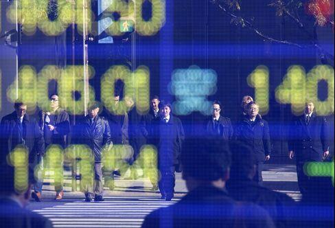 Goldman Sachs Buying Japan's Exporters