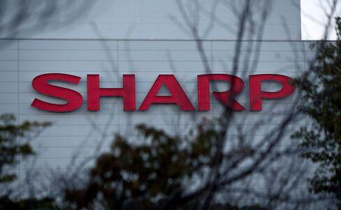 Sharp Affirms Operating Profit Target After Samsung Panel Orders