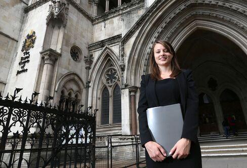 Trainee Lawyer Rebecca Taylor
