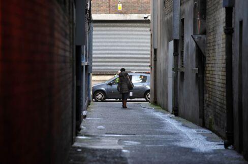 Alleyway in Dublin