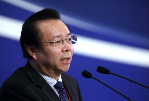 Huarong Chairman Lai Xiaomin