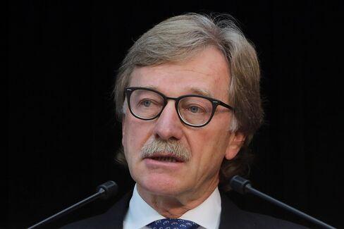 Executive Board Member Yves Mersch
