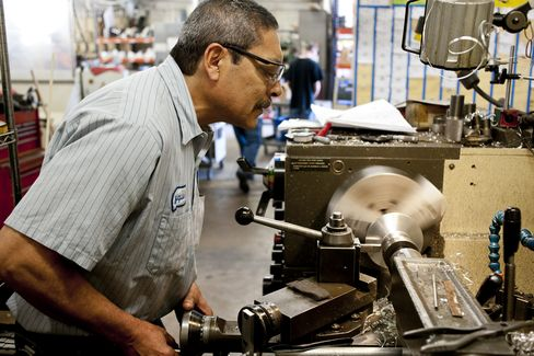 ISM Index of Manufacturing Declined