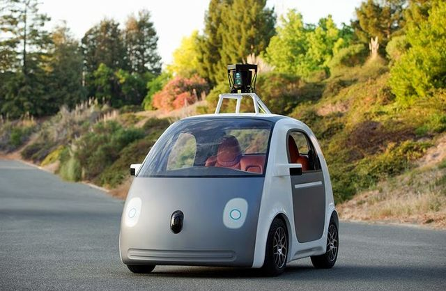 Google takes its driverless car in a new direction.Source: Google