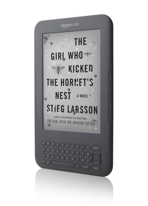 The Amazon.com Inc. Kindle