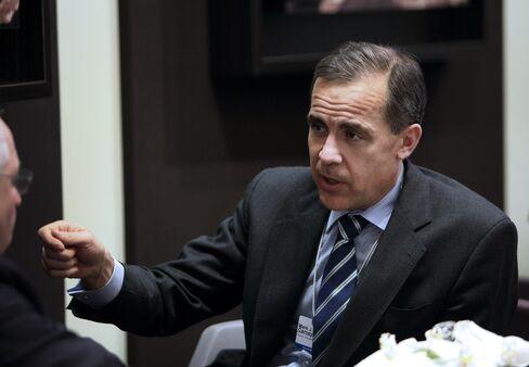 FSB Chairman Mark J. Carney