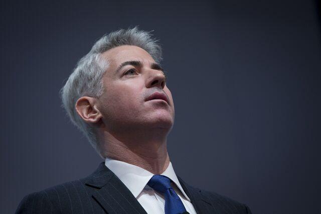Bill Ackman: job killer? Photographer: Scott Eells/Bloomberg
