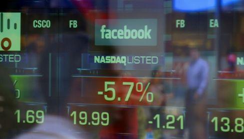 Facebook Investors Brace for 1.44 Billion Shares Set Free