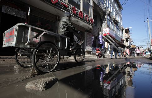 China's State-Driven Rebound at Risk as Small Companies Languish