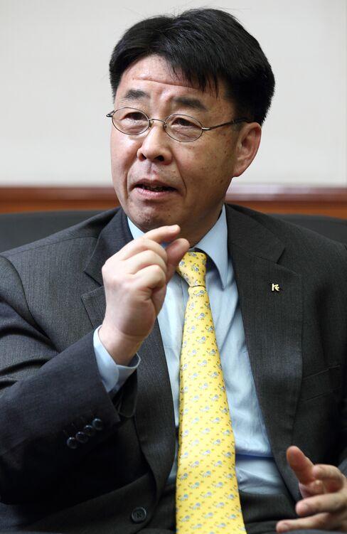Kexim CFO Kim Yoon Yung
