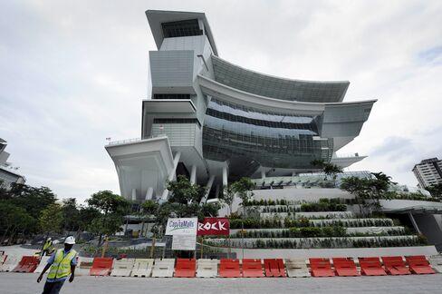 Singapore Mega Churches Build Malls As Faithful Invest in God