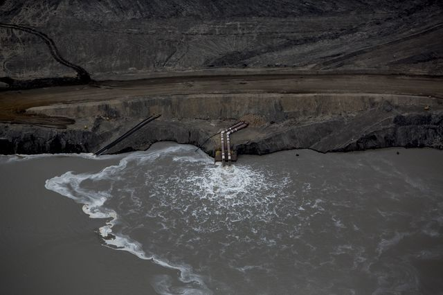 Canadian unease over oil sand emissions predates the Keystone debate in the U.S., and will outlast it.Photographer: Brent Lewin/Bloomberg