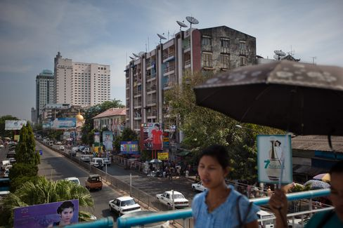 UN Forced to Move Out of Traders Hotel in Yangon