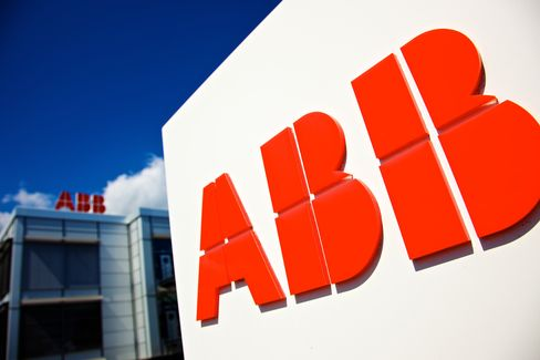 ABB Said Near Deal for Thomas & Betts for About $4 Billion