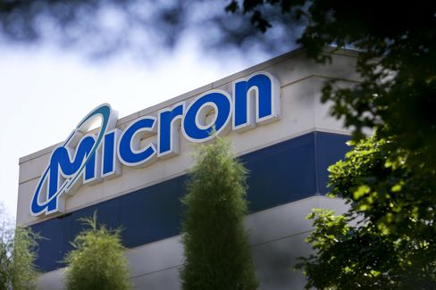 Micron Has Quarterly Profit on Buoyant Phone Demand