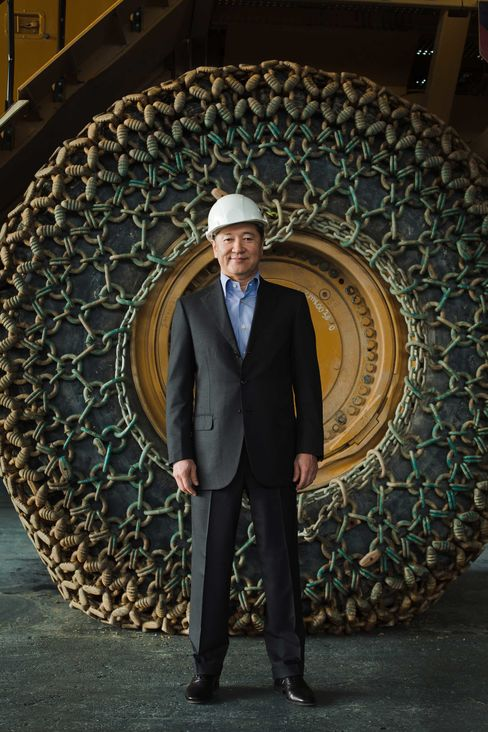An ally of President Nursultan Nazarbayev of Kazakhstan and a major player in the mining industry, Utemuratov speaks for the first time about how he amassed one of Central Asia's great fortunes. Photographer: Anastasia Tsayder/Bloomberg Markets