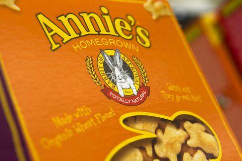 Annie's Crackers