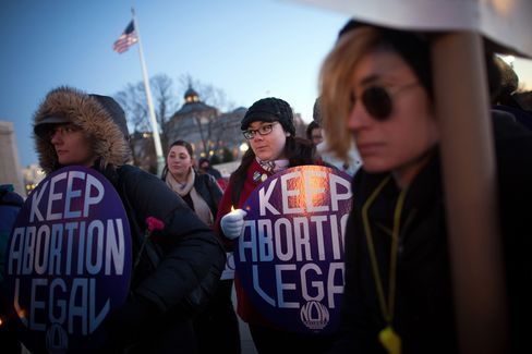 Abortion in the U.S.