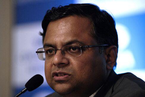 Tata Consultancy Services Ltd. CEO N. Chandrasekaran