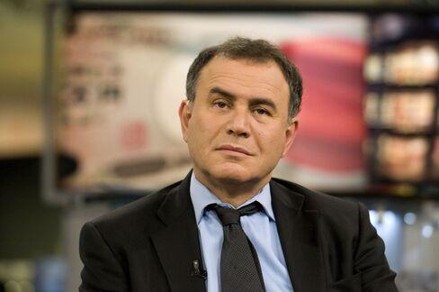 Nouriel Roubini, chairman of Roubini Global Economics