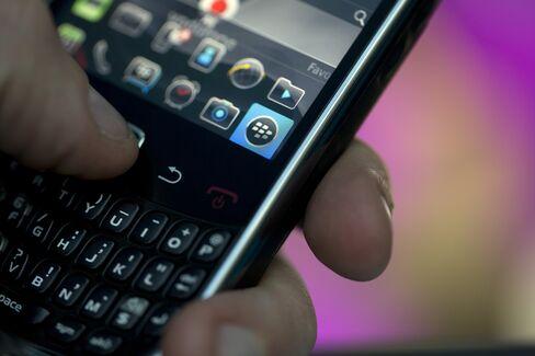 BlackBerry Querty Keyboard