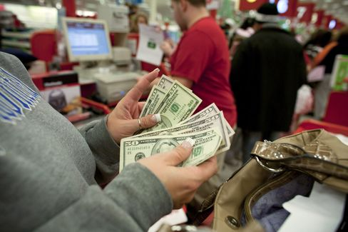 Consumer, Business Spending Probably Rose as Economy Grew