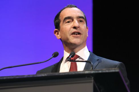 Michael Liebreich, CEO of Bloomberg New Energy Finance