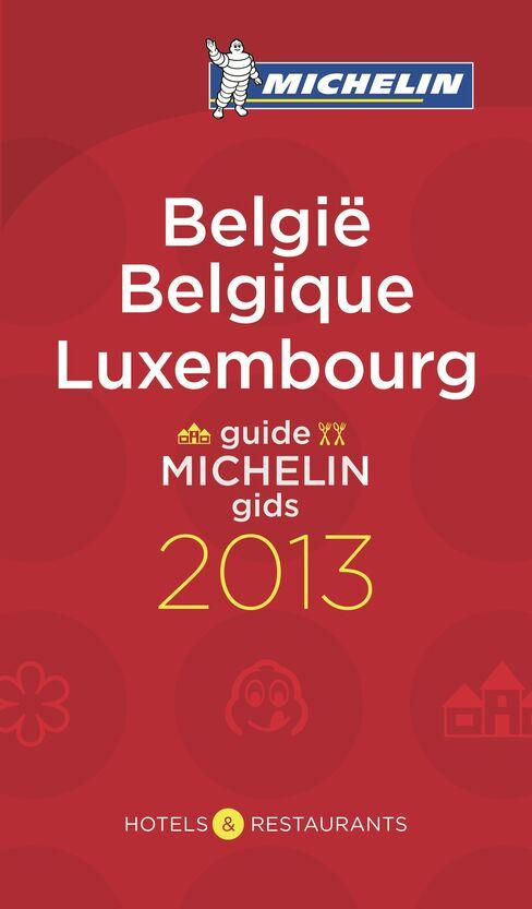 Michelin Benelux Cover