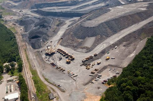 Most of the company's coal is mined in Colombia. Photographer:John Wathen