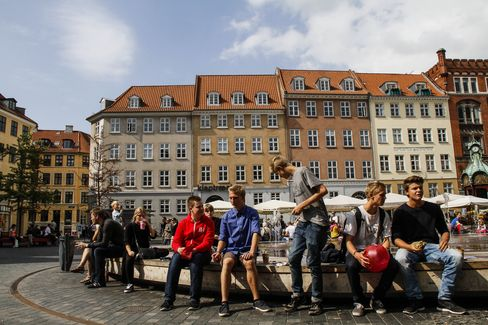 Scandinavia's Weakest Nation Finding Welfare Habits Unaffordable