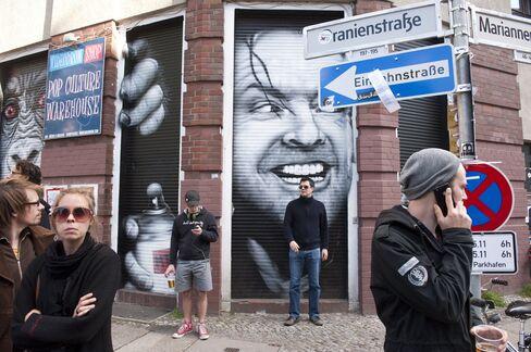 Berlin Startups With Punk Attitude Bring Venture Capital Bonanza