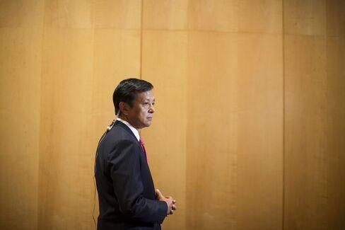 Hong Kong Exchanges & Clearing Ltd. ceo Charles Li