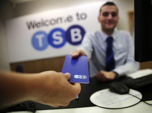 Lloyds TSB Sets IPO Price Range Below Book Value