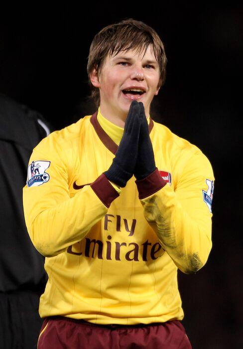 Arsenal Draws 2-2 With Wigan